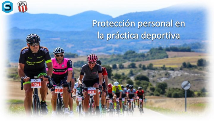 PROTECCIÓN EN LA PRÁCTICA DEPORTIVA